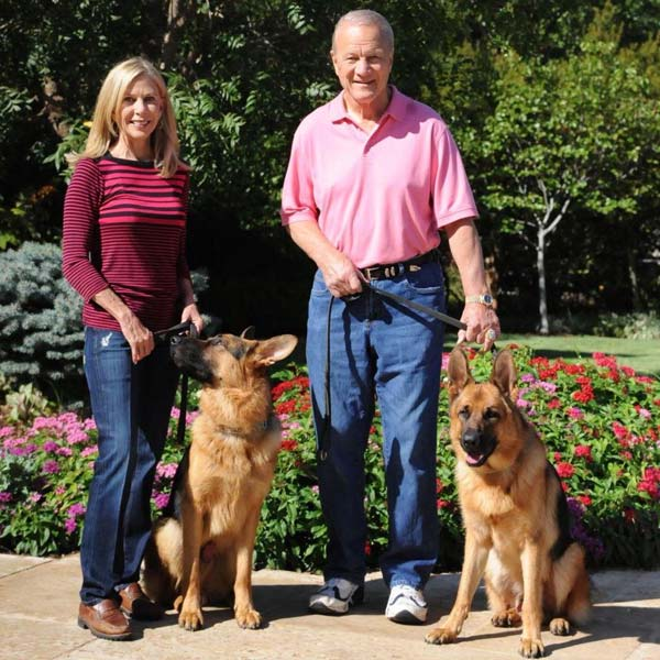 Barry and Becky Switzer endorse PAWS for MAPS 4